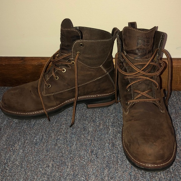 3fc75a3f51e Timberland Pro Steel Toe Hightower Safety Boots